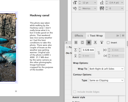 how to create booklet indesign